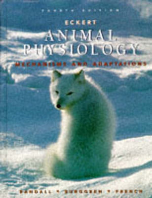 Cover of Eckert Animal Physiology