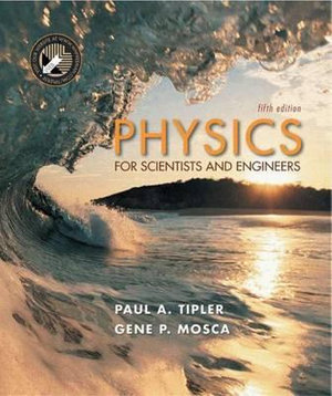 Cover of Physics for Scien and Engin Ext