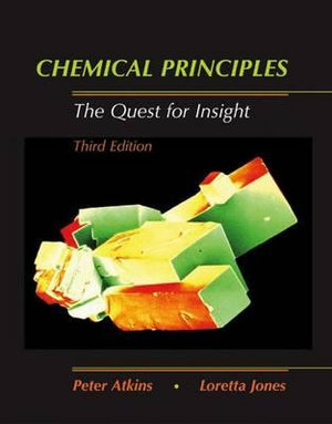 Cover of Chemical Principles