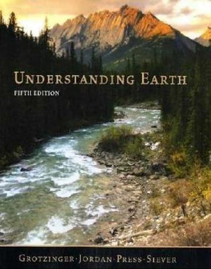 Cover of Understanding Earth