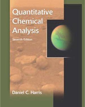 Cover of Quantitative Chemical Analysis