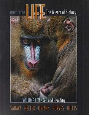 Cover of Life, Vol. I: The Cell and Heredity