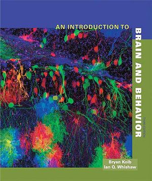 Cover of Introduction to Brain and Behavior
