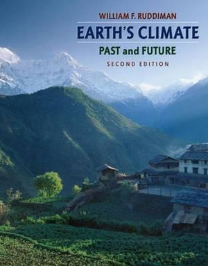 Cover of Earth's Climate