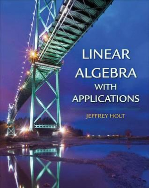 Cover of Linear Algebra with Applications