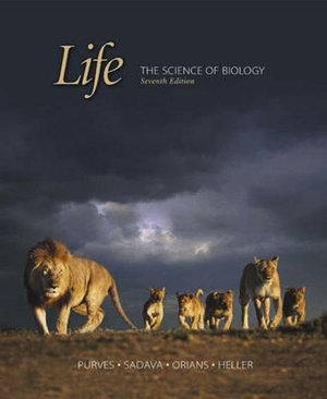 Cover of Life, the Science of Biology