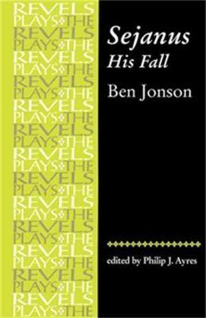 Cover of Sejanus his fall