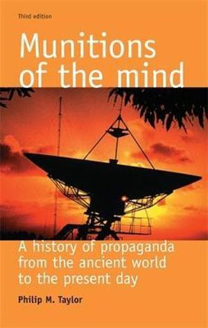 Cover of Munitions of the Mind