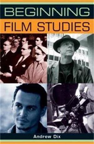 Cover of Beginning film studies
