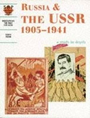 Cover of Russia and the USSR, 1905-1941