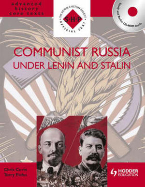 Cover of Communist Russia Under Lenin and Stalin