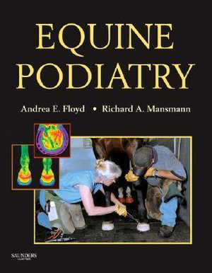 Cover of Equine Podiatry