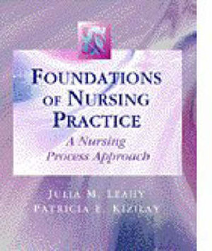 Cover of Foundations of Nursing Practice