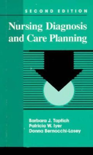 Cover of Nursing Diagnosis and Care Planning