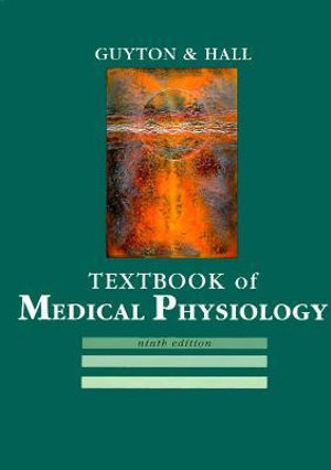 Cover of Textbook of Medical Physiology