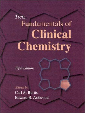 Cover of Tietz Fundamentals of Clinical Chemistry