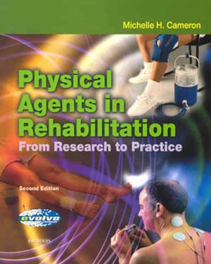 Cover of Physical Agents in Rehabilitation