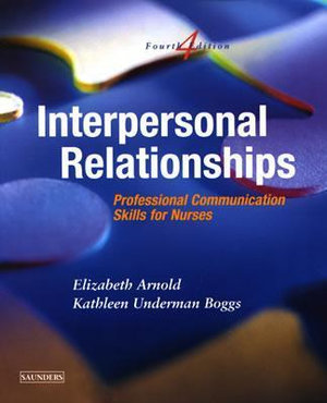 Cover of Interpersonal Relationships