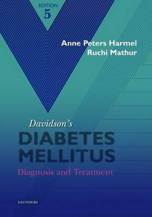 Cover of Davidson's Diabetes Mellitus