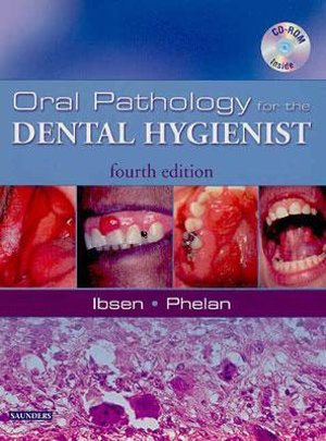 Cover of Oral Pathology for the Dental Hygienist
