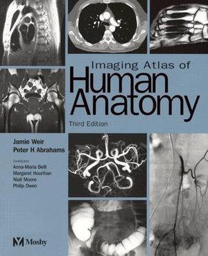 Cover of Imaging Atlas of Human Anatomy