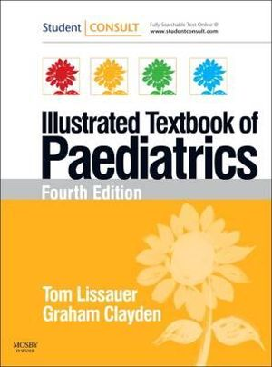 Cover of Illustrated Textbook of Paediatrics