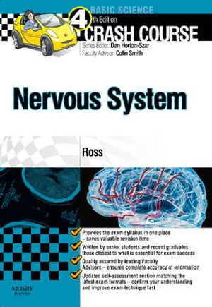 Cover of Crash Course Nervous System4