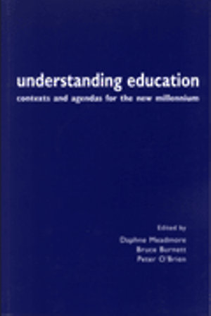 Cover of Understanding Education