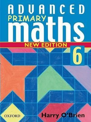 Cover of Advanced Primary Maths New Edition 6 Stages 3/4