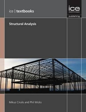 Cover of Structural Analysis (Ice Textbook Series)