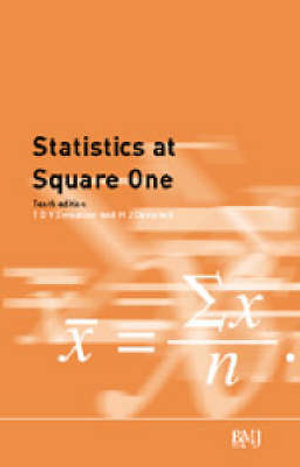 Cover of Statistics at Square One