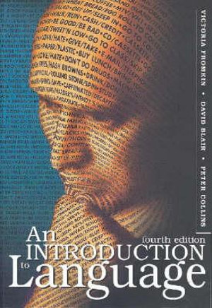 Cover of An Introduction to Language
