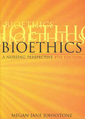 Cover of Bioethics