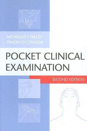 Cover of Pocket Clinical Examination