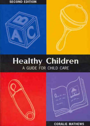 Cover of Health Children 2nd edition