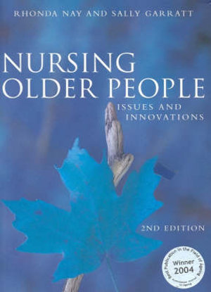 Cover of Nursing Older People