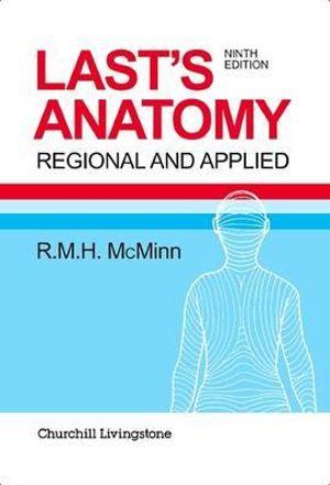 Cover of Last's Anatomy, 9th ed (reprint)