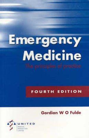 Cover of Emergency Medicine 4E - Ump Edition