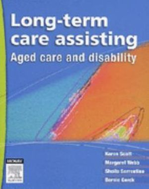 Cover of Long-term Care Assisting