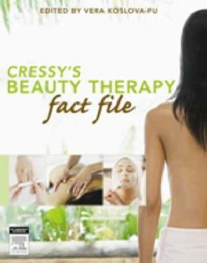 Cover of Cressy's Beauty Therapy Fact File