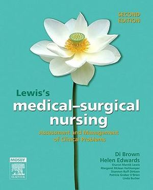 Cover of Lewis's Medical-surgical Nursing