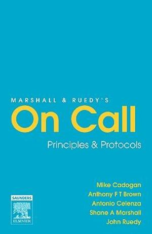 Cover of Marshall & Ruedy's on Call