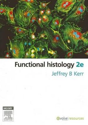 Cover of Functional Histology 2nd edition
