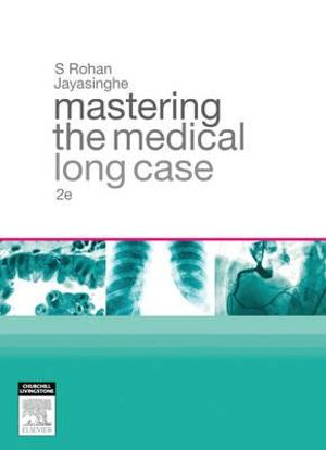 Cover of Mastering the Medical Long Case