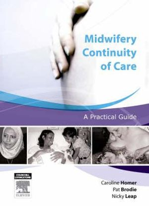 Cover of Midwifery Continuity of Care