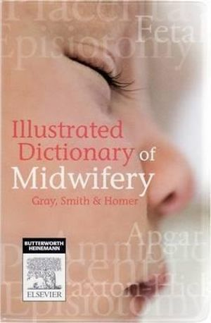 Cover of Illustrated Dictionary of Midwifery