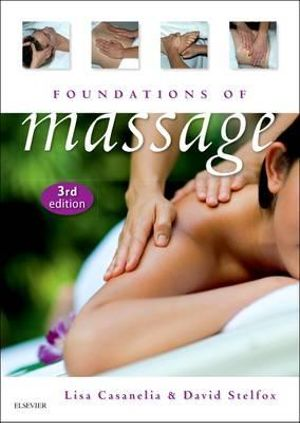 Cover of Foundations of Massage 3rd edition
