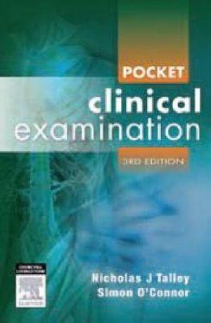 Cover of Pocket Clinical Examination 3e