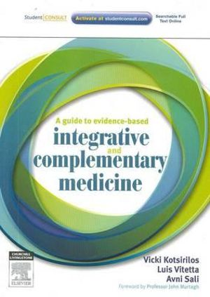 Cover of A Guide to Evidence-based Integrative and Complementary Medicine