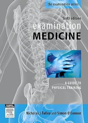 Cover of Examination Medicine